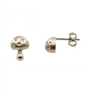 The Mushroom Earring