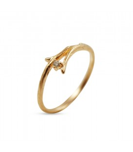 The Bough with a Spark Ring