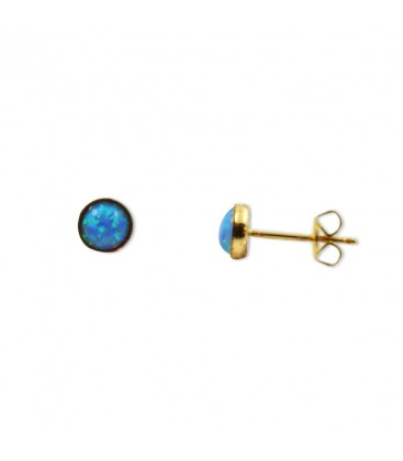Opal Studs Earrings