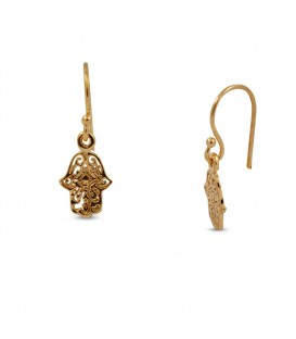 Fatima Hand Small Earring