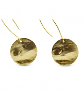 Coin 25 Earring
