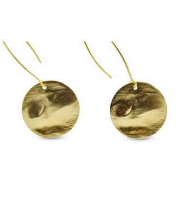 Coin 25 Earring