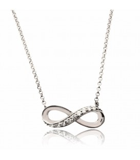 INFINITY NECKLACE