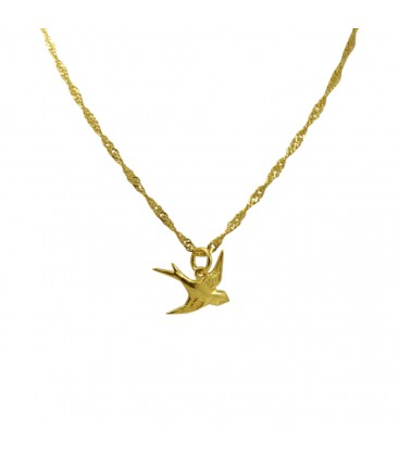 Swallow Chain Gold