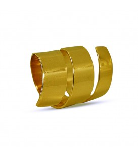 Ring Spirale Yellowgold