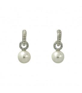 jingle balls earrings silber