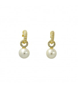 Jingle Balls Earrings Gold