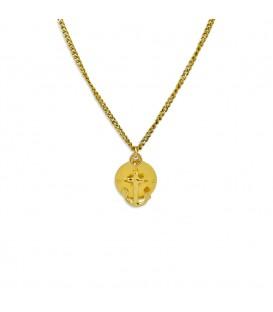 Sailor chain gold