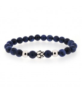 Lapis Power Bracelet
