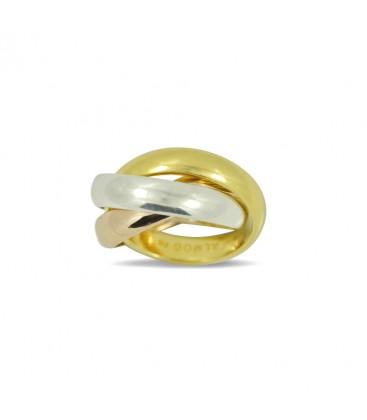 Triple Gold Ring
