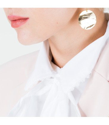 Coin 30 Earring