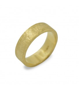 Verdandi Ring Yellow Gold
