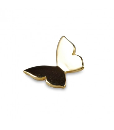 Butterfly Pendant Gold