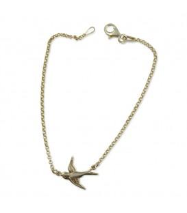 Swallow Bracelet Silver