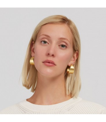 Zazie Gold Earrings