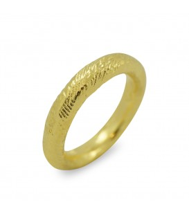 hammer stripes ring