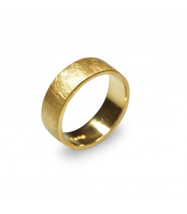Klassiker Ring Gold