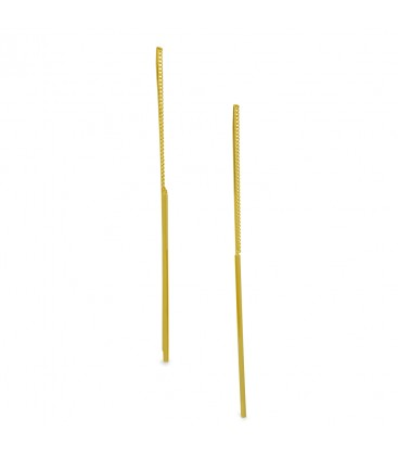 Lines Earring Gold