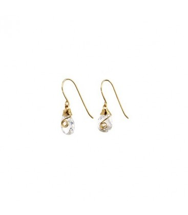 Crystal Orient Earring